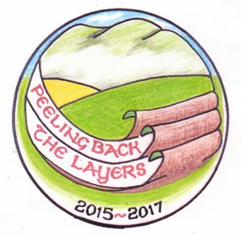 Peeling Back the Layers logo